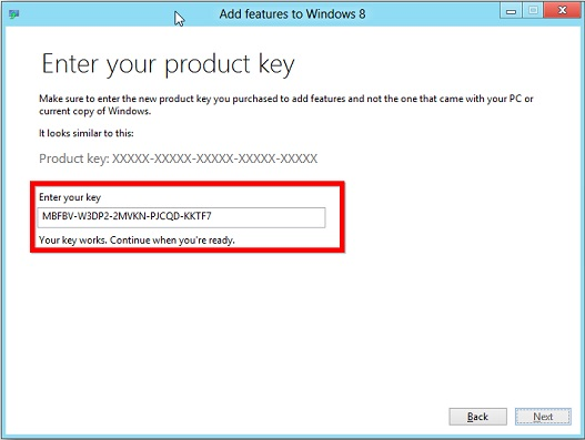 Free Windows 8 Product Key for You