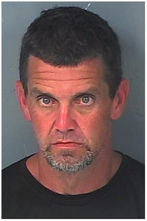 Not the Best Day for Hernando Beach Meth Dealer