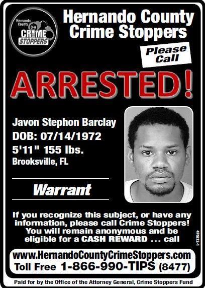 Javon Stephon Barclay