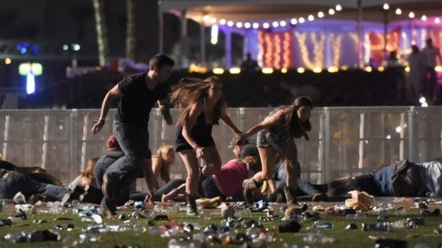 Shooting at Las Vegas at least 59 dead and another 527 injured