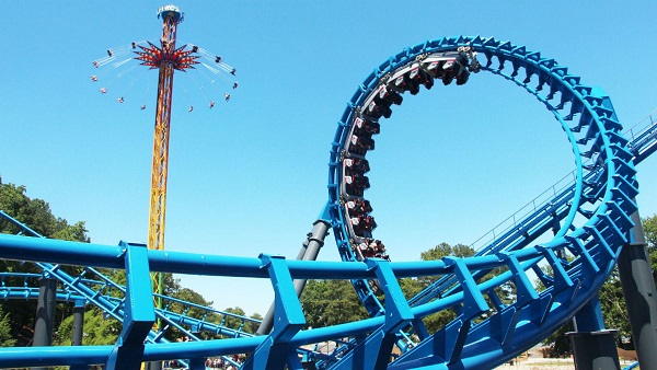 Six Flags in Florida