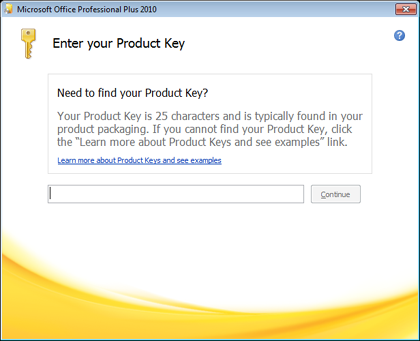 Free Microsoft Office 2010 Product Key for You