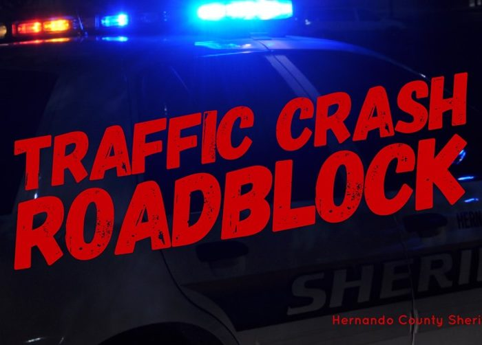 Traffic Crash RoadBlock