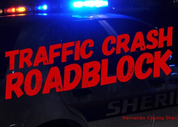 Traffic Crash RoadBlock