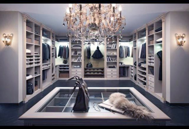 Your Dream Closet 4 Over-the-Top Things You Need