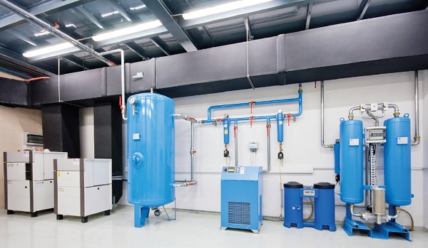 Industry Applications for Compressed Air