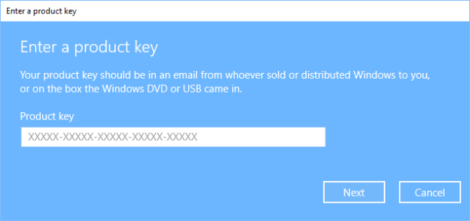 Free Windows 10 Product Key 2020