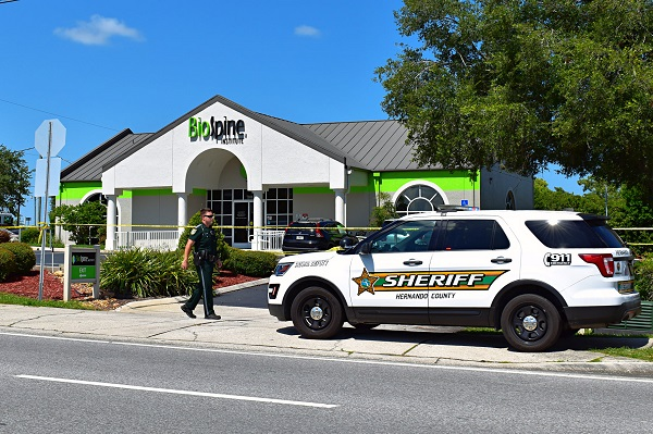 Man Shoots Family Member at Spring Hill Doctor's Office